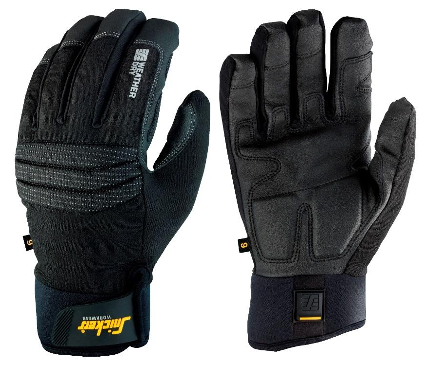 91cbc12530622a Rękawice są pokryte trwałym poliuretanowym materiałem oraz łatami i  poduszkami na wewnętrznej stronie dłoni, które gwarantują pewny chwyt i  dużą odporność.