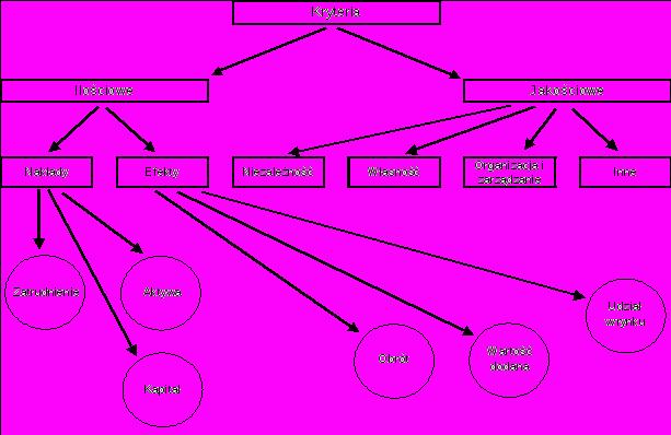 4c80c464686304 Rysunek 1. Kryteria podziału przedsiębiorstw na klasy według wielkości
